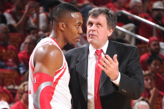Report: McHale to Return as Rockets Coach