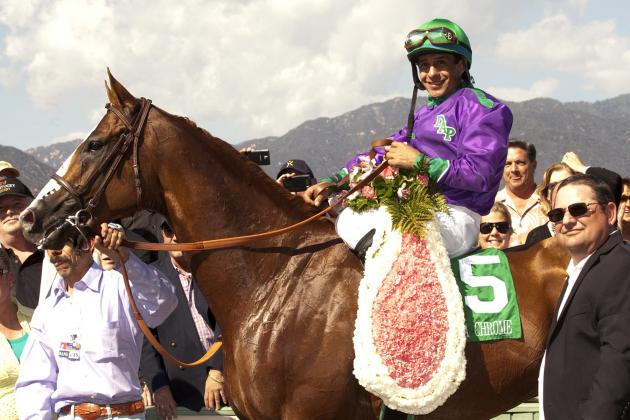California Chrome Is Worthy of Designation as Heavy 2014 Kentucky Derby Favorite