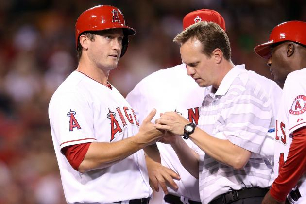 David Freese Injury: Updates on Angels 3B's Finger and Return
