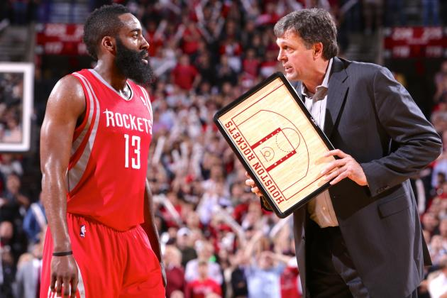 Kevin McHale Reportedly Set to Return as Head Coach of Houston Rockets