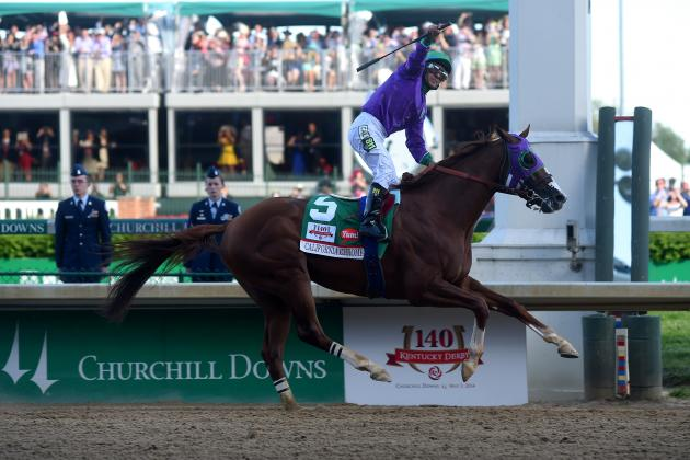 Kentucky Derby Results 2014: Video Highlights, Prize Money and Reaction