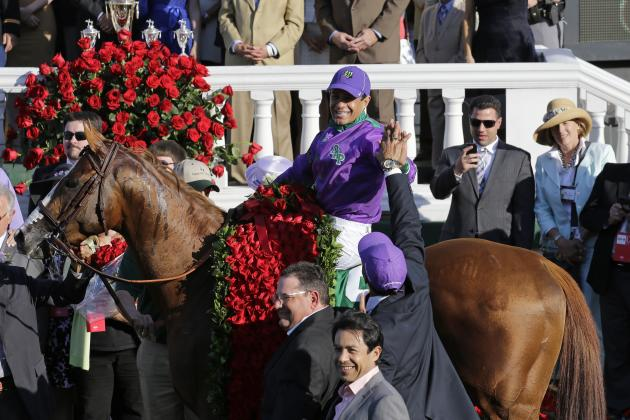 Kentucky Derby Results 2014: Finishing Order, Replay Video and Payouts