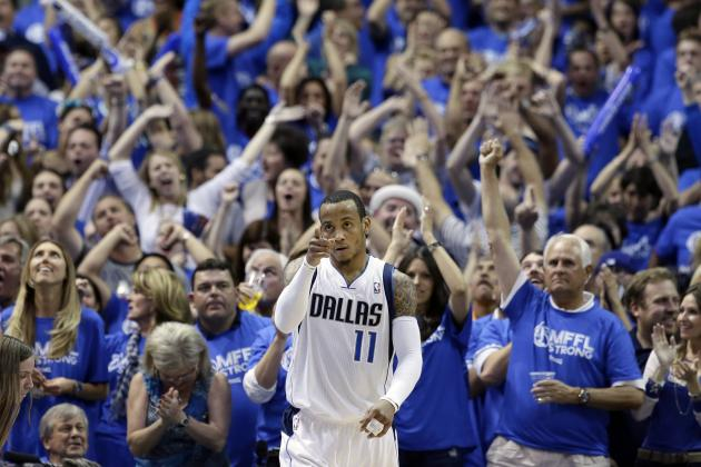 Monta Ellis Is Key to a Dallas Mavericks Game 7 Upset over Spurs