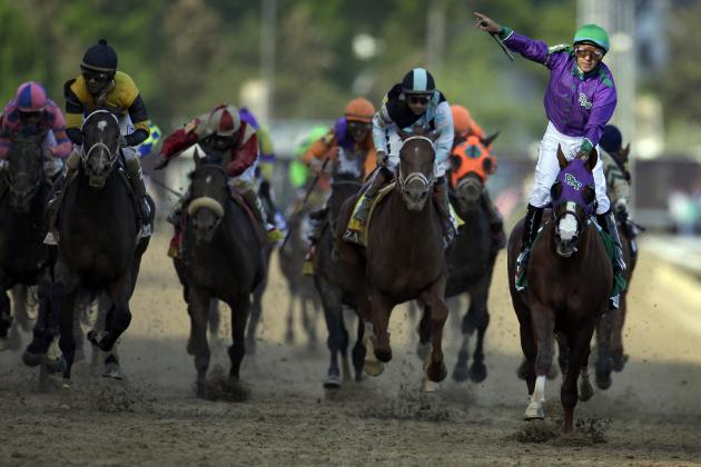Kentucky Derby 2014: Final Results, Standings, Payouts and Replay Highlights