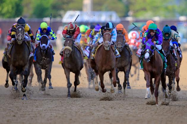 Kentucky Derby 2014 Times: Winner, Order of Finish and Prize Money Payouts
