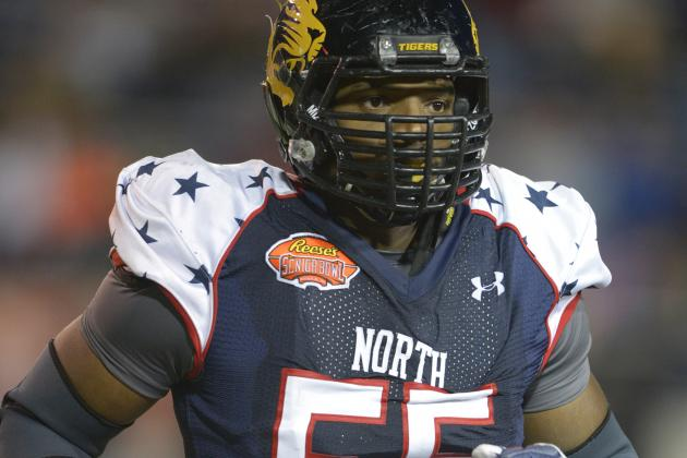 2014 Atlanta Falcons Potential Draft Pick Profile: DE/OLB Michael Sam