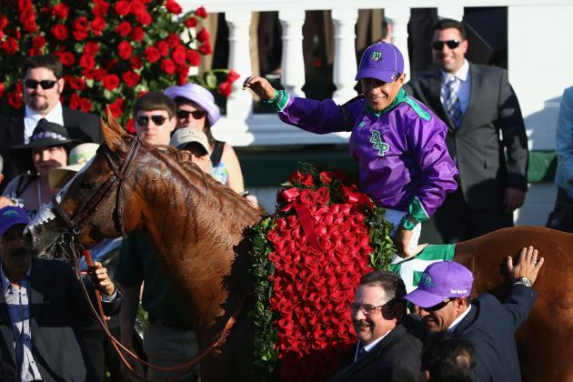 Kentucky Derby 2014: Standings, Winning Time and Prize Money Results