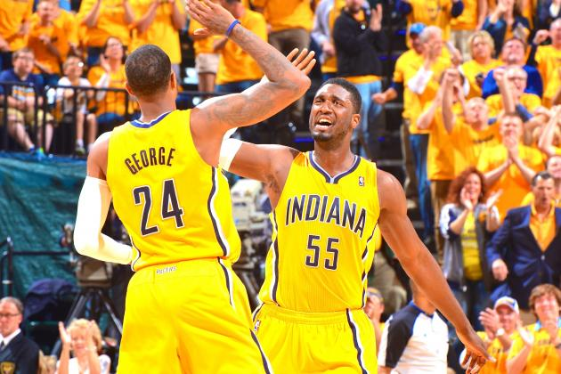 Hawks vs. Pacers: Game 7 Score and Twitter Reaction from 2014 NBA Playoffs