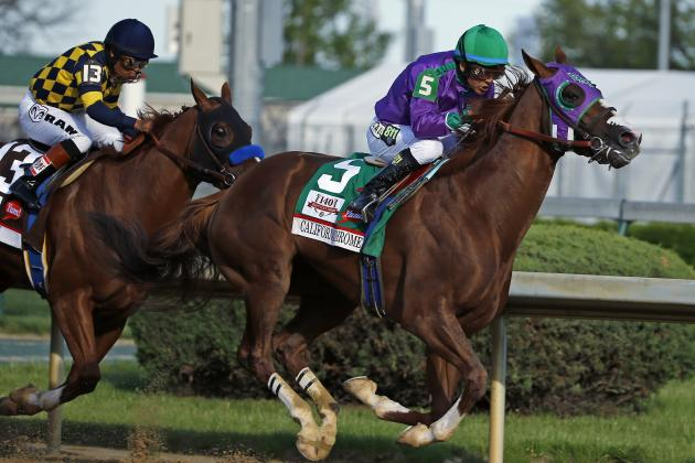 Kentucky Derby 2014 Payout: Finishing Times, Prize Money Earnings for Field