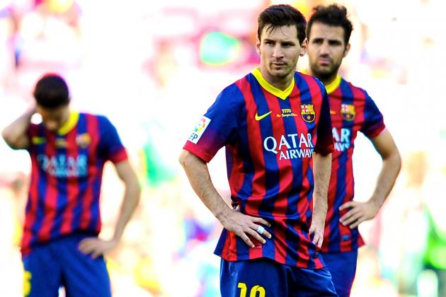 Is a Lack of Professionalism to Blame for Barcelona's Shortcomings?