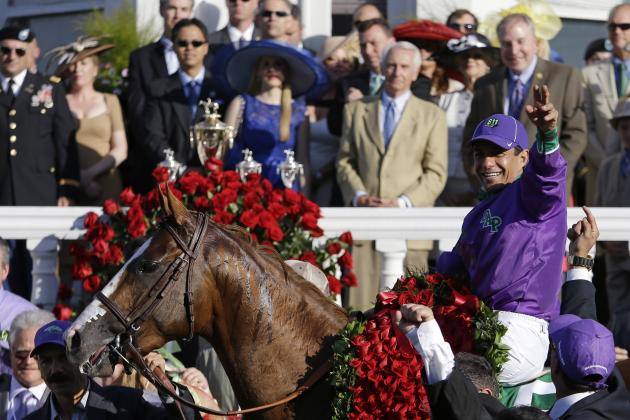 California Chrome and Victor Espinoza: Predictions for Triple Crown, Preakness