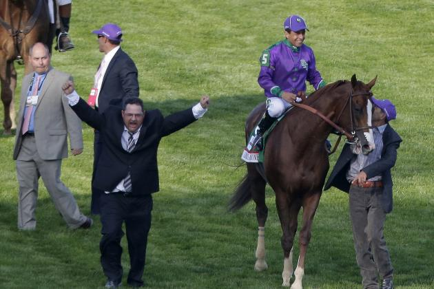 Kentucky Derby 2014 Payout: Prize Money Payout, Order of Finish and Reaction