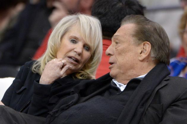 Shelly Sterling Will Attend Game 7 of Clippers-Warriors Playoff Series