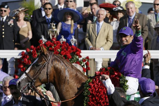 Kentucky Derby Jockeys 2014: Order of Finish, Winning Time, Prize Money Payout