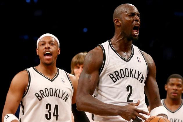 Kevin Garnett, Paul Pierce Give Nets Winning Attitude