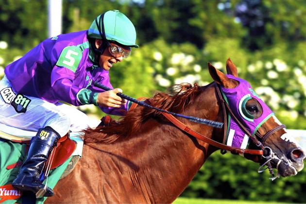 California Chrome Has Look of an All-Time Great After 2014 Kentucky Derby Win