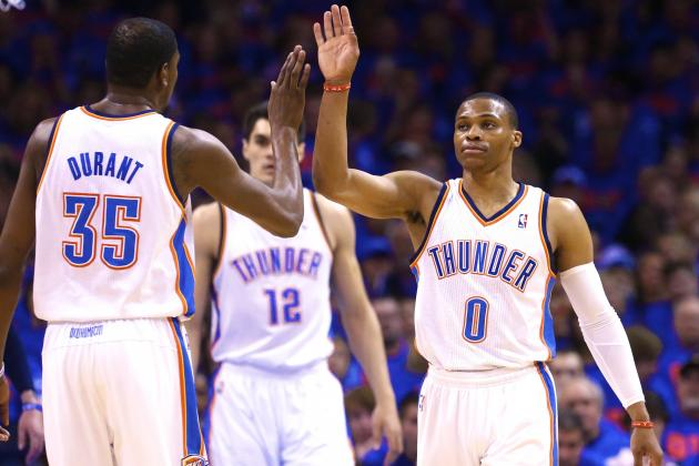 Grizzlies vs. Thunder: Game 7 Score and Twitter Reaction from 2014 NBA Playoffs