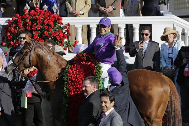 Kentucky Derby 2014 Video: Replay Highlights, Race Results and Breakdown