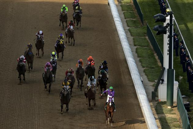 Derby Results: Comparing 2014 Kentucky Race to Previous Years at Churchill Downs