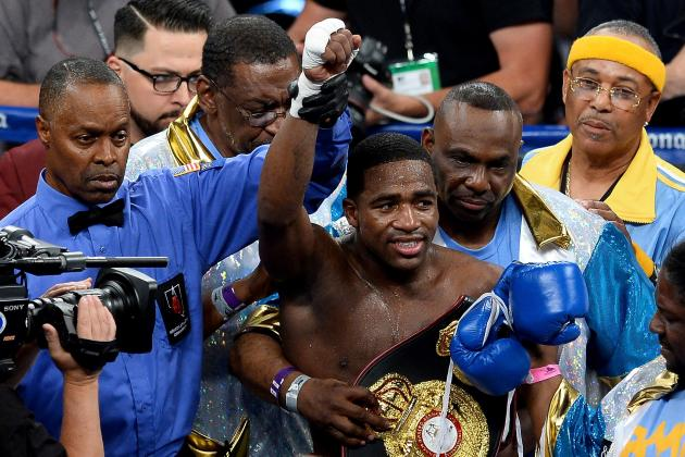 Adrien Broner Goes on Controversial Rant After Defeating Carlos Molina