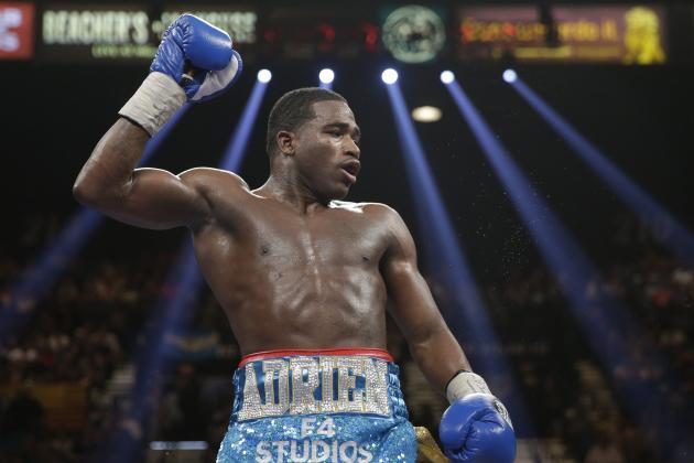 Adrien Broner Calls Out Manny Pacquiao After Beating Carlos Molina