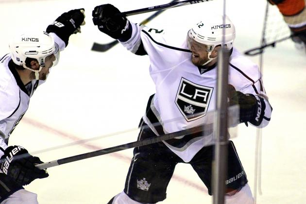 Marian Gaborik Vindicates Kings' Deadline Deal with Game 1 Heroics vs. Ducks