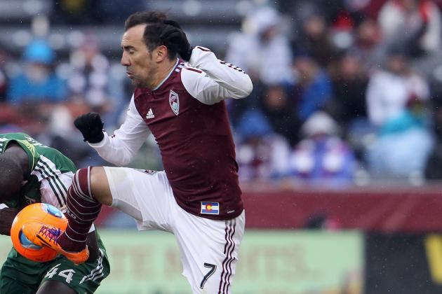 Early Goal Is All Rapids Need to Beat Galaxy, 1-0