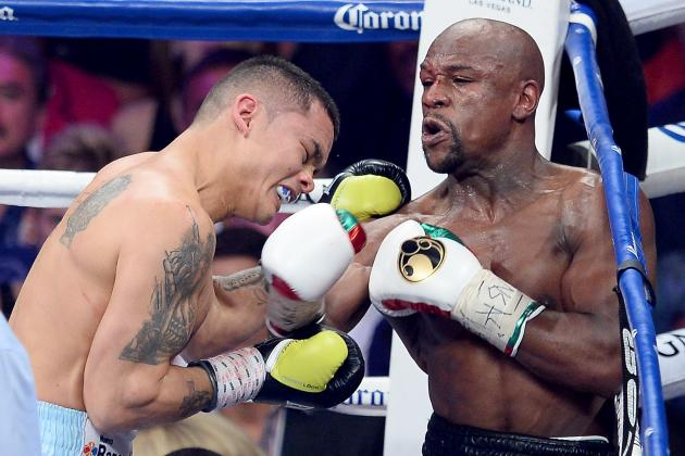 Mayweather vs. Maidana Post-Fight Press Conference: Live Updates and Reaction