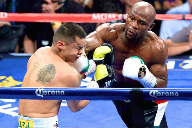 Mayweather vs. Maidana: Live Round-by-Round Results and Highlights