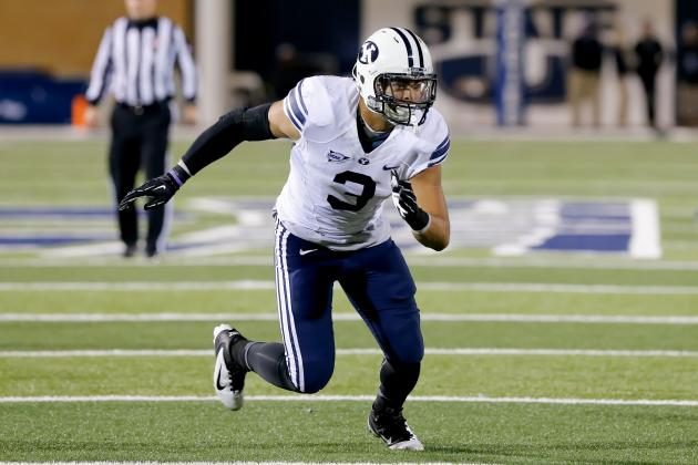 Kyle Van Noy NFL Draft 2014: Scouting Report Breakdown for Lions OLB