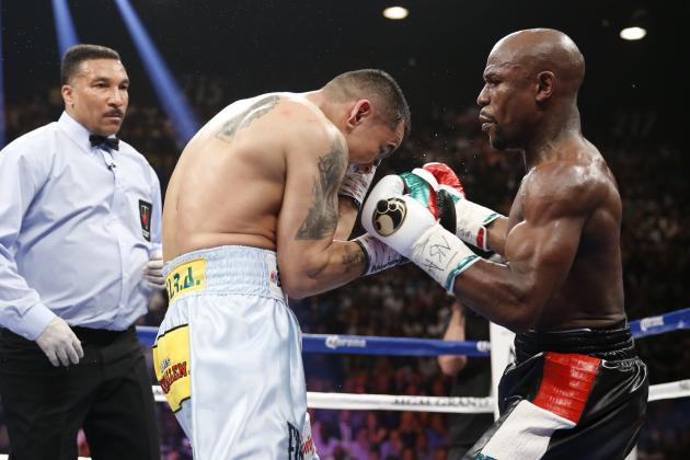 Mayweather vs. Maidana Winner: Final Scorecard, Analysis and More