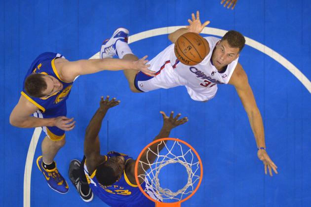Blake Griffin Drops Miraculous 3-Point Play in 4th Quarter of Game 7