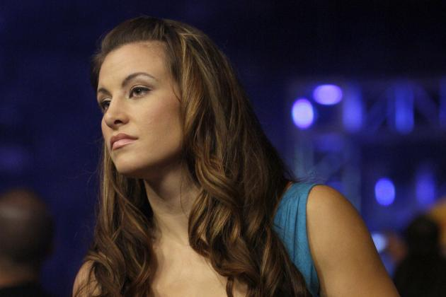 Miesha Tate Wants to Welcome Gina Carano to the UFC (Video)