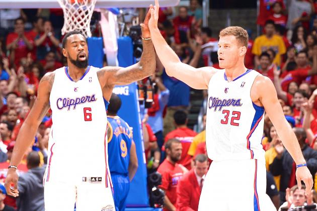 Warriors vs. Clippers: Game 7 Score and Twitter Reaction from 2014 NBA Playoffs