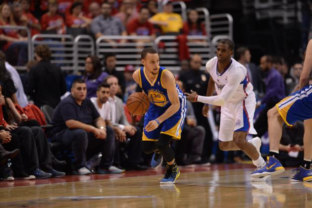 Golden State Warriors vs. Los Angeles Clippers: Postgame Grades and Analysis
