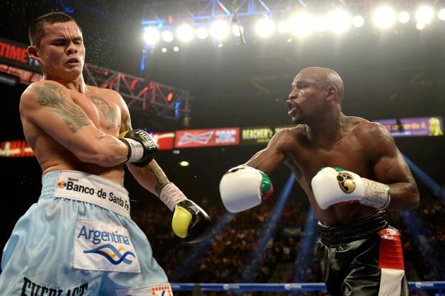Mayweather vs. Maidana Replay: Detailing Biggest Moments of Explosive Fight