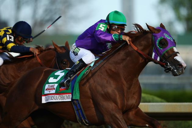 Kentucky Derby Results 2014: Final Race Chart, Finishing Times and Purse