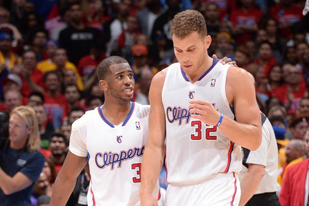 Griffin, Paul Drive Clippers Past Warriors