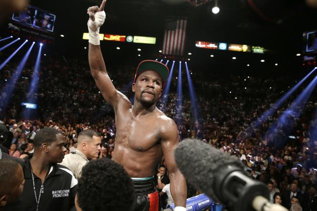 Mayweather vs. Maidana Rematch: Examining Intrigue of Another Title Fight