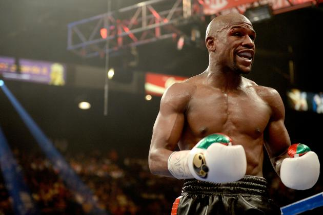 Floyd Mayweather's Next Fight: Ranking Best Potential Opponents for Future Bout