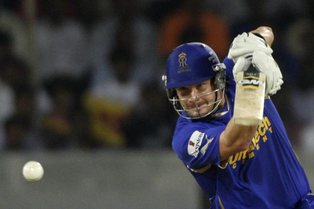 Rajasthan Royals vs. Kolkata Knight Riders, IPL: Date, Time, TV Info