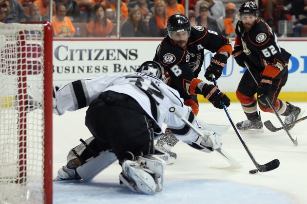 NHL Playoff Schedule 2014: Updated Bracket and TV Info for Second Round