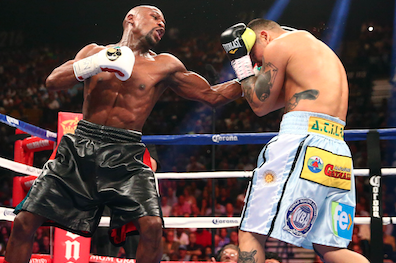 Floyd Mayweather-Marcos Maidana II Is a Rematch Waiting to Happen