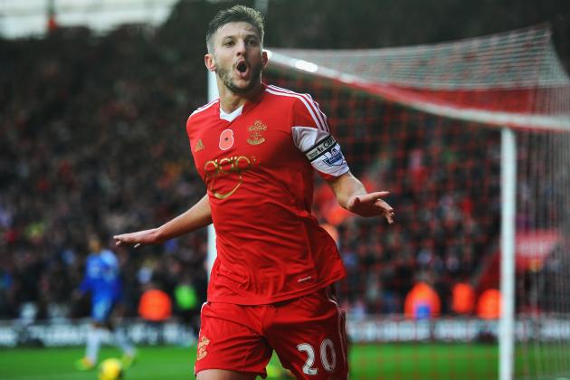 Liverpool Transfer News: Adam Lallana and Most Exciting Summer Targets