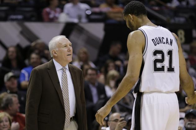 It's Time Now: Spurs Get Past Their Greatness