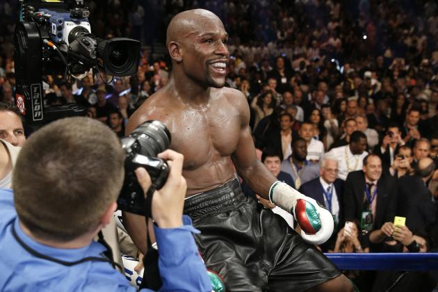 Mayweather vs. Maidana Purse: Breaking Down Massive Payouts for Both Fighters