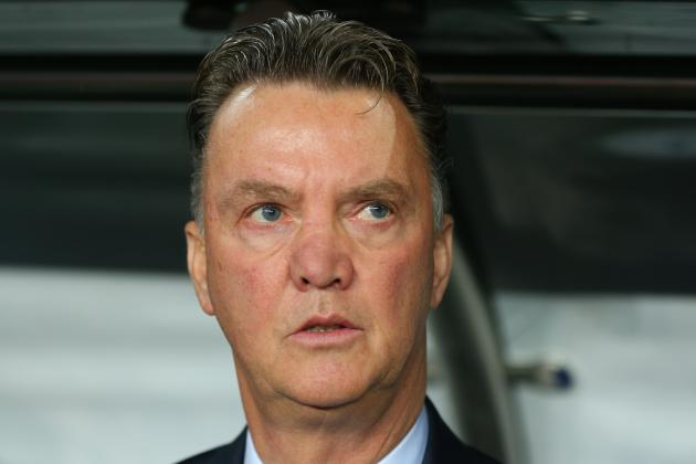 Manchester United Transfer News: Top Stars Louis van Gaal May Attract