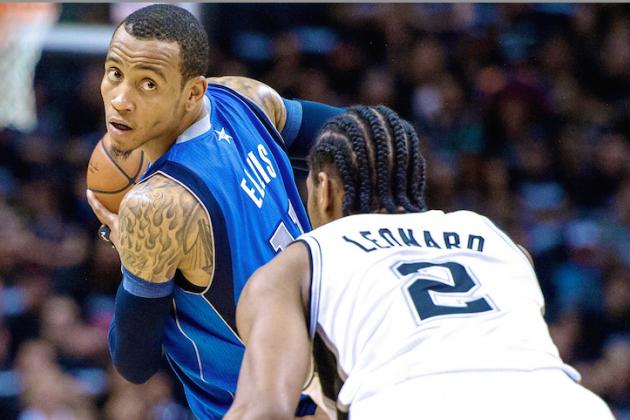 Monta Ellis Is Key to a Dallas Mavericks Game 7 Upset over Spurs