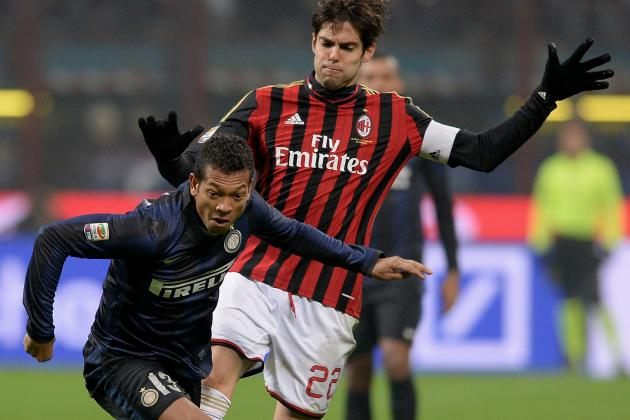 AC Milan vs. Inter: Milan Derby Live Score, Highlights, Report