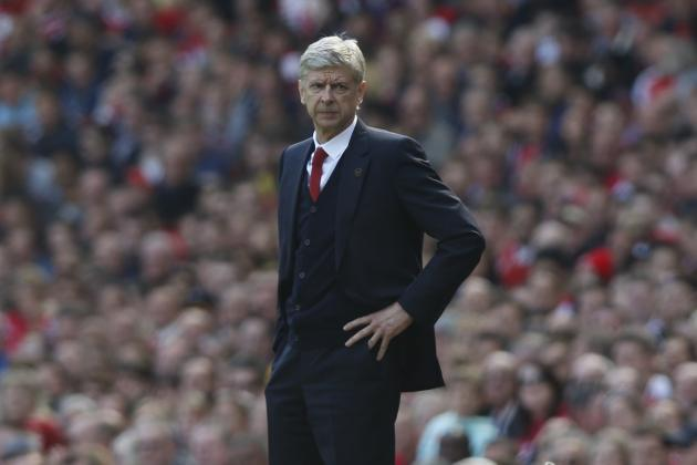 Arsenal vs. West Brom: Post-Match Reaction from Arsene Wenger and Pepe Mel